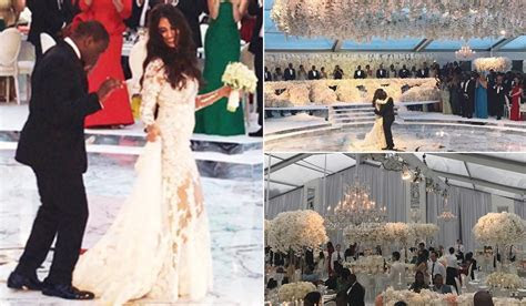 Billionaire's Son Marries His Bride In Most Expensive Weddings
