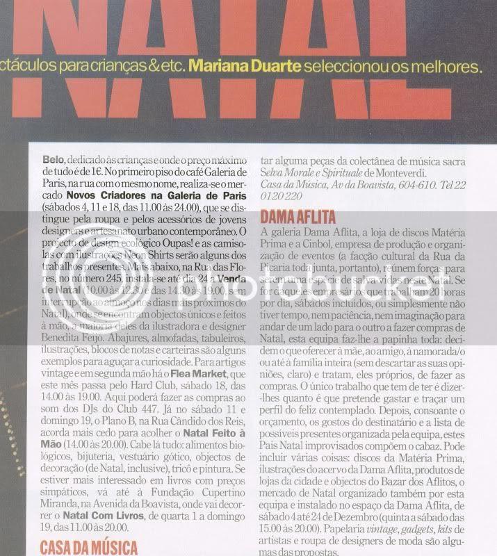 Time Out nº9 - Dezembro 2010