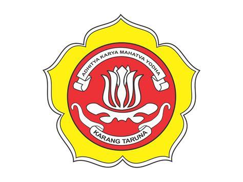 logo karang taruna vector cdr png hd gudril logo
