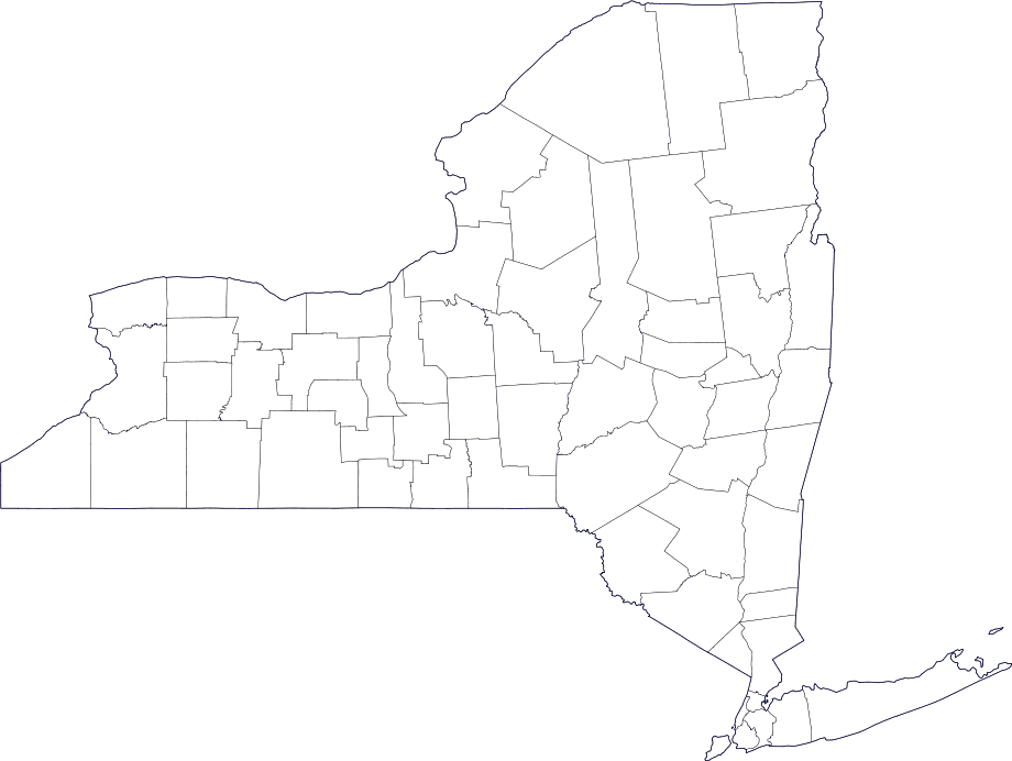 Image Result For Ny Cities Map