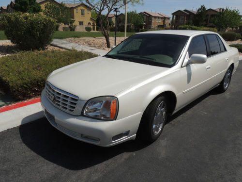 Buy used 2000 Cadillac DeVille DTS Sedan 4-Door 4.6L in ...