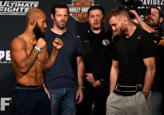 Demetrious Johnson Tim Elliott (Foto: Getty Images)