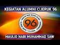 Kegiatan Ikatan Alumni Cijeruk Angkatan 96 - Peringatan Maulid Nabi Muhammad SAW