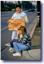no laughing matter homeless family No Laughing Matter