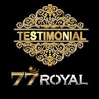 Testimonial 77Royal