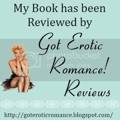 My Book was Reviewed by Got Erotic Romance! Reviews