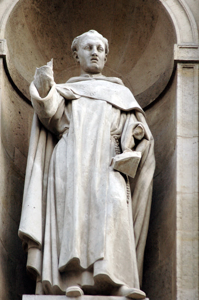 Saint Thomas d'Aquin. Alexandre Schoenewerk