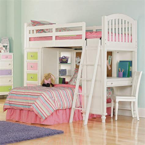 girly bunk beds  kids  teenagers midcityeast