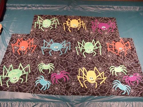 Nest of Spiders
