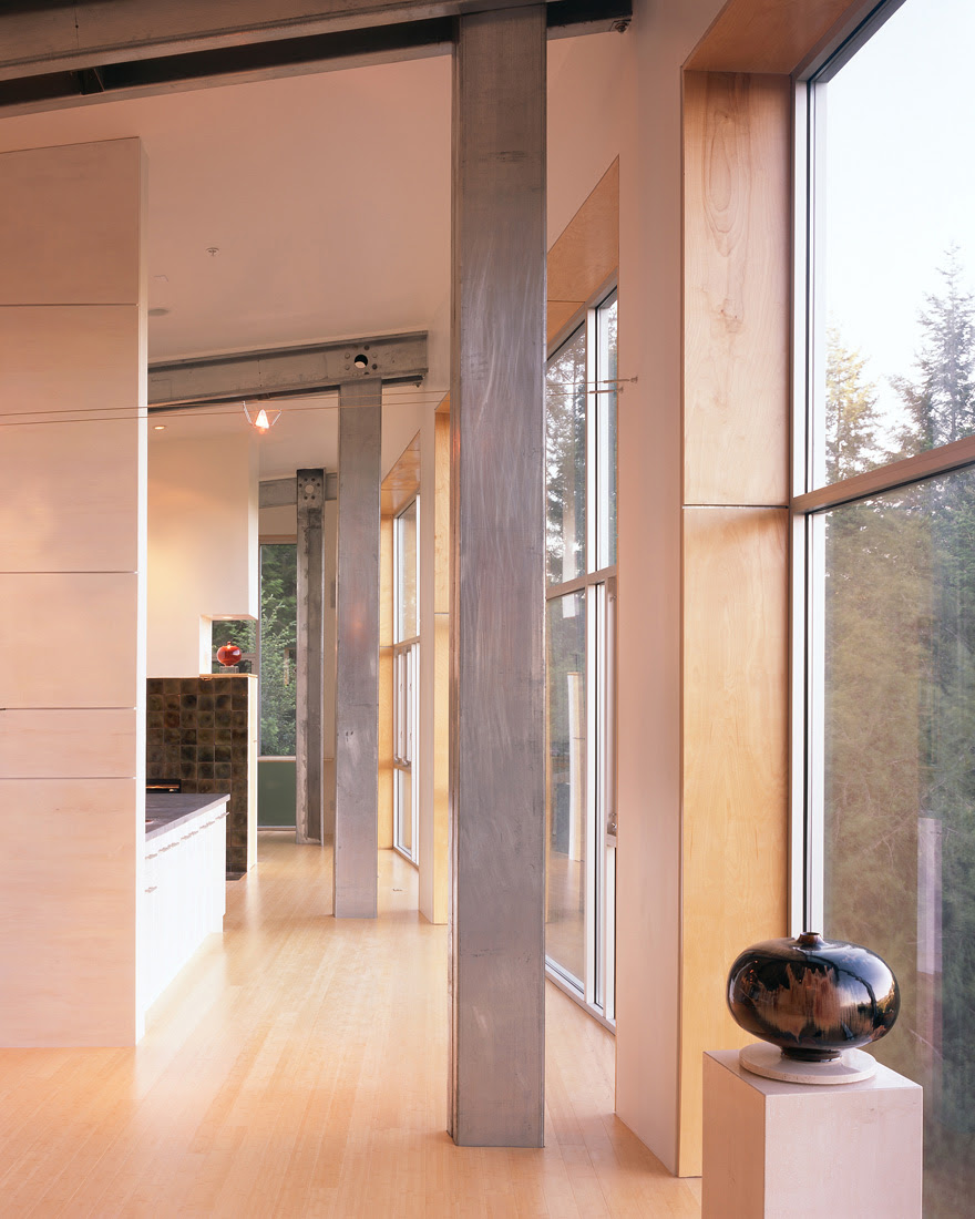 Residence-for-a-Sculptor,Sander-Architects,architecture,design,House