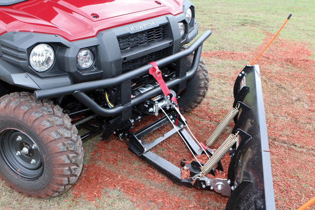 New Model Test Day Of The Diesel Atv Illustrated