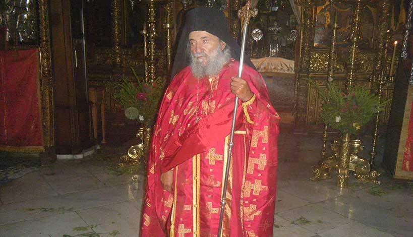 Καθηγούμενος της Ιεράς Μονής Δοχειαρίου Αρχιμανδρίτης Γρηγόριος : Πως θωρώ την Εκκλησία και την Ελλάδα
