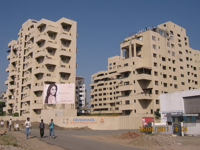 Crosswinds 3.5 BHK, 4.5 BHK, 5.5 BHK Flats at Baner Pune 411 045
