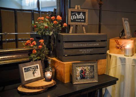 Rustic wedding ideas   card box, personalized card box