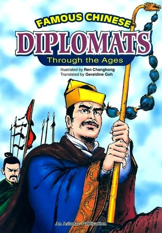 Famous Chinese diplomats through the ages (History in comics)