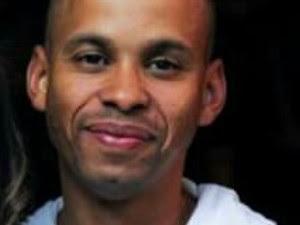 Policial militar foi encontrado morto em São Vicente (Foto: G1)