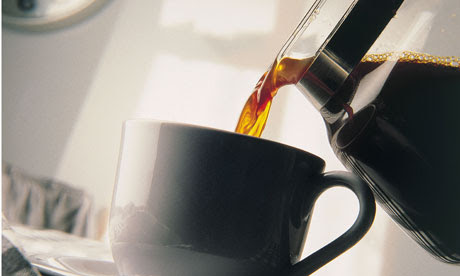 There is a right way to pour that second cup of coffee