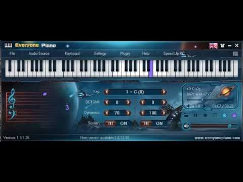 Chắc Ai Đó Sẽ Về Verson Piano (everyone Piano)