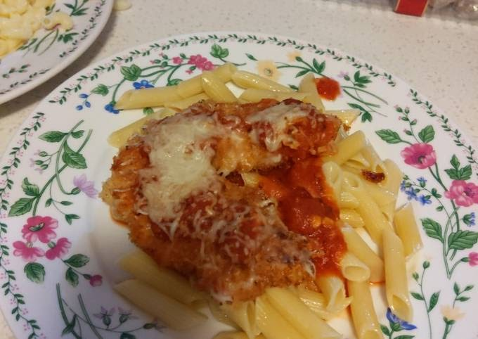 Step-by-Step Guide to Make Perfect Chicken parmesan
