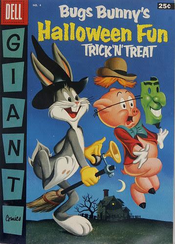 Bugs Bunny's Halloween Fun