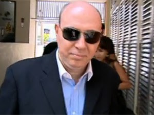 Adão, médico que faltou ao plantão (Foto: Reprodução/TV Globo)
