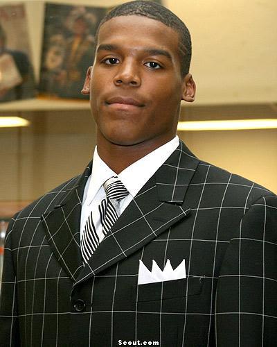 Cam Newton for The Heisman Trophy