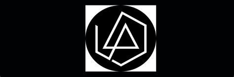 linkin park logotipo em homenagem  chester bennington