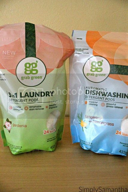 Grab Green Natural Cleaning Products