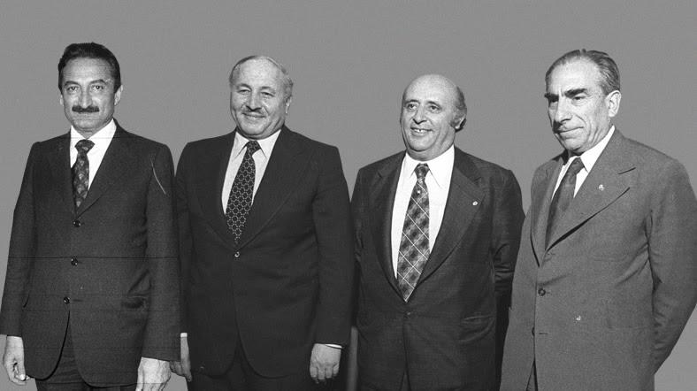 demirel ecevit erbakan türkeş ile ilgili görsel sonucu