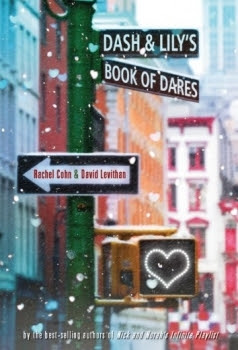 Couverture Dash & Lily's Book of Dares