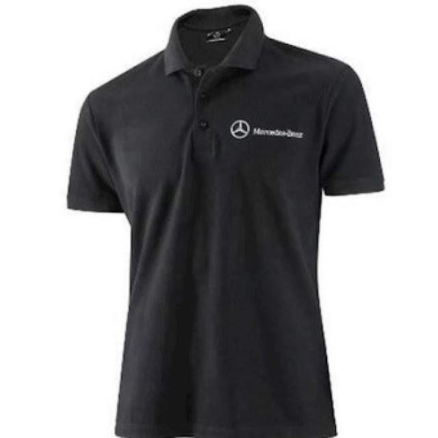 Bikin Kaos Polo Custom Bordir - Polo Shirt Bordir Komputer / Seragam Murah / Polo Shirt Bordir Komputer