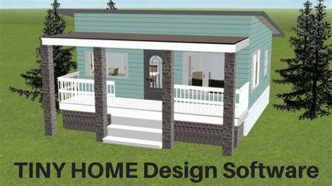 tiny home design software    software