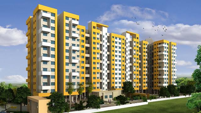 These 12 Story 4 Towers in Vastushodh's UrbanGram will have 48 Flats of 1 BHK & 188 Flats of 2 BHK - How is Vastushodh's UrbanGram at Kondhawe Dhawade, near Warje, in Pune 411 023?
