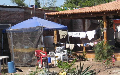 Mexican scene