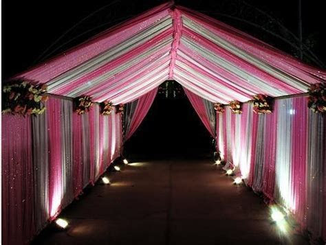 Adhuneek Tent & Decorators   Manufacturer of Wedding Party