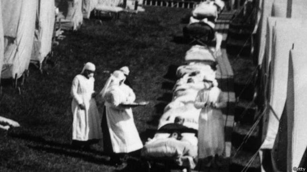 La enfermedad que mató a más gente que la Primera Guerra Mundial (La gripe española)