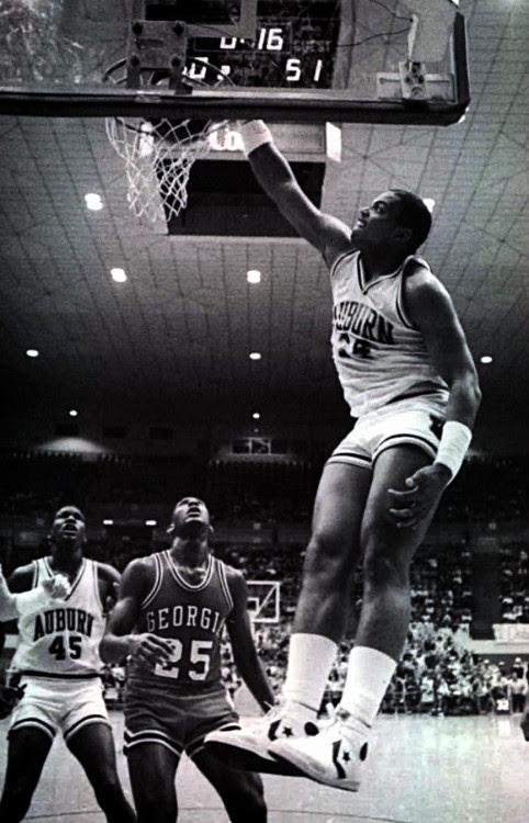 Charles Barkley at Auburn