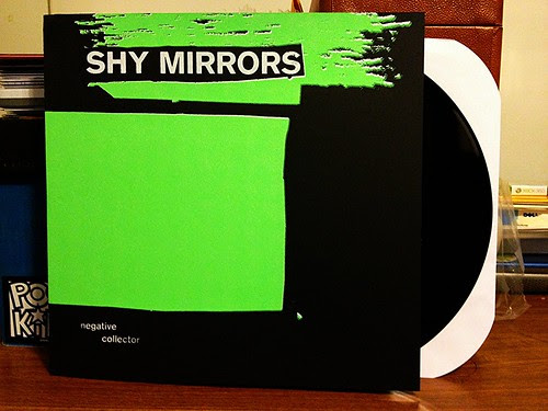 Shy Mirrors - Negative Collector LP (/150) by Tim PopKid