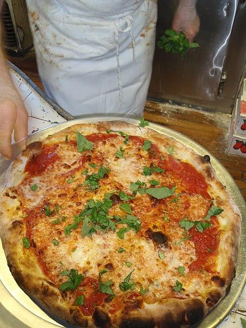 Di Fara Pizza's Pizza