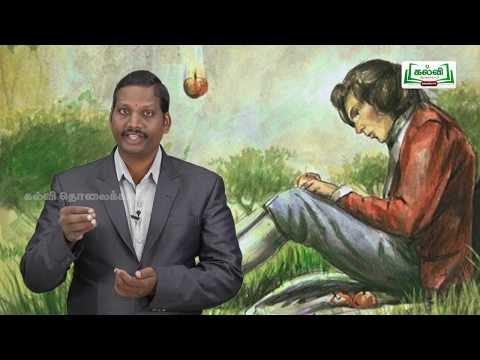 10th, Science, அலகு 1 இயக்க விதிகள் பகுதி - 1  Kalvi TV