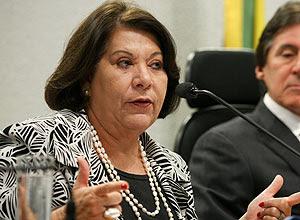 Juízes não podem ser confundidos com 'meia dúzia de vagabundos', diz Eliana Calmon