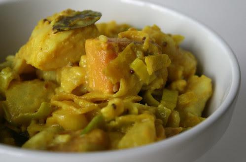 curry di pesce 2