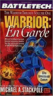 Battletech Warrior: En Garde (Book 1)