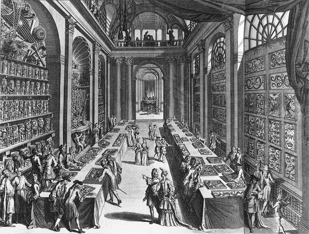 Vincent, Levin (1658-1727) - 1719 - Elenchus tabularum...1