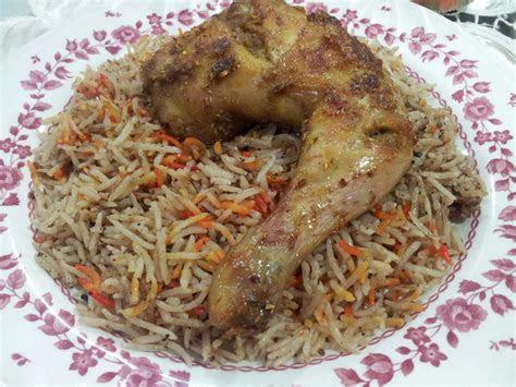 duhai hati nasi arabresepi yg mudah simple
