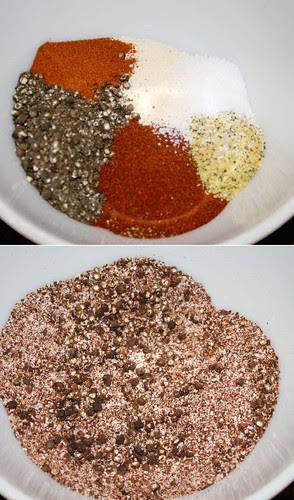 Seasoning blend