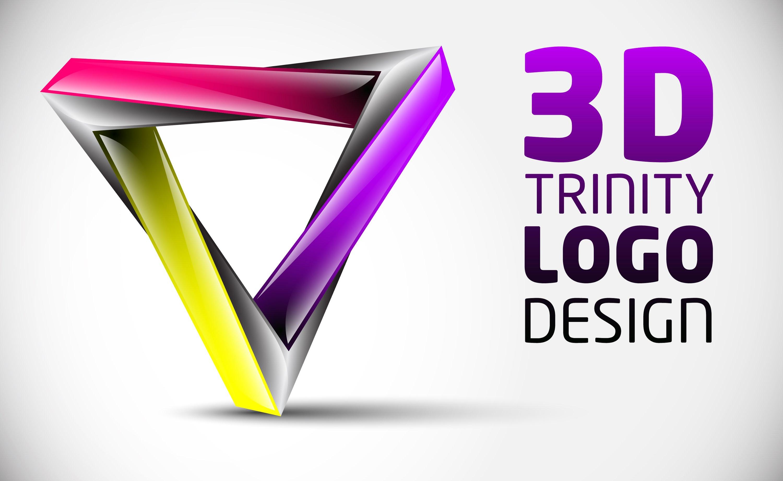 3D Triniti Logo -Logo Brands For Free HD 3D