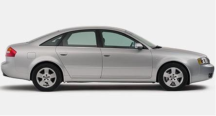 1998 Audi A6 Quattro Oil Capacity