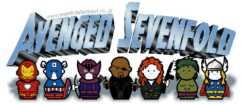 Avenged Sevenfold - Click for bigger