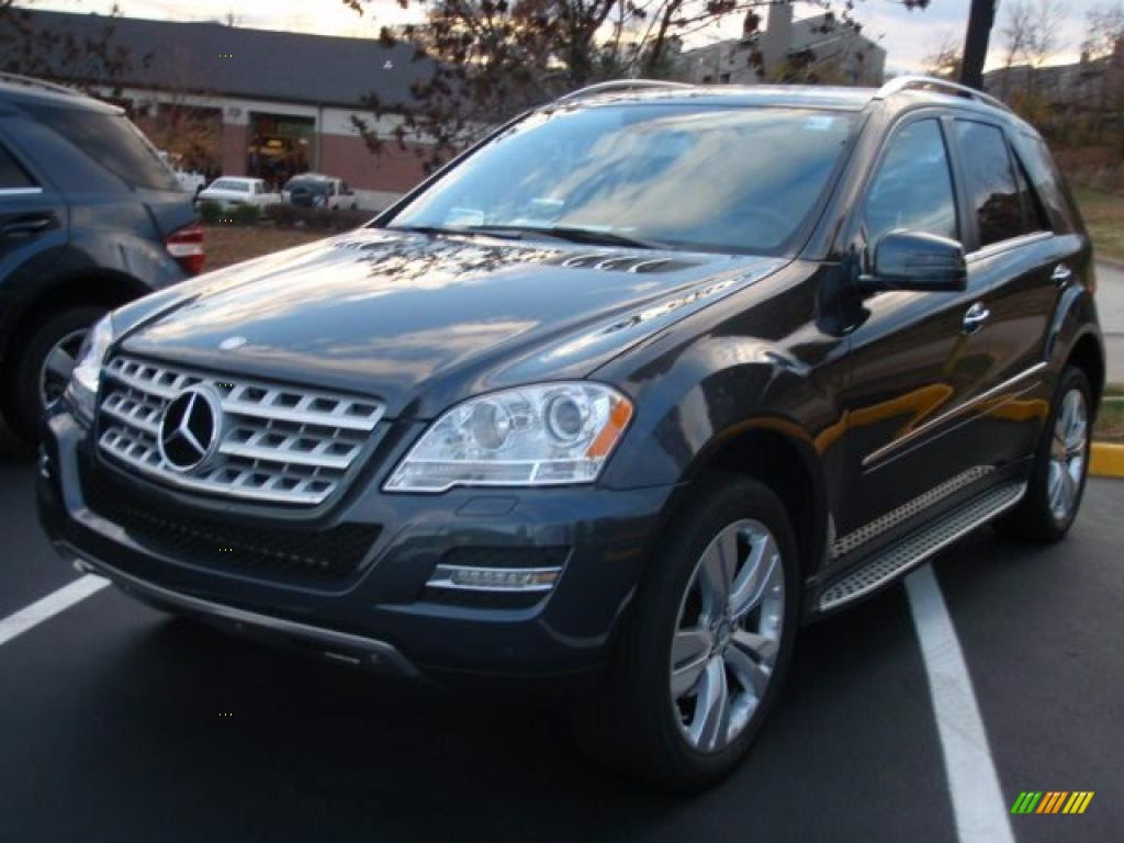 Mercedes-benz ML350 2011: Review, Amazing Pictures and ...